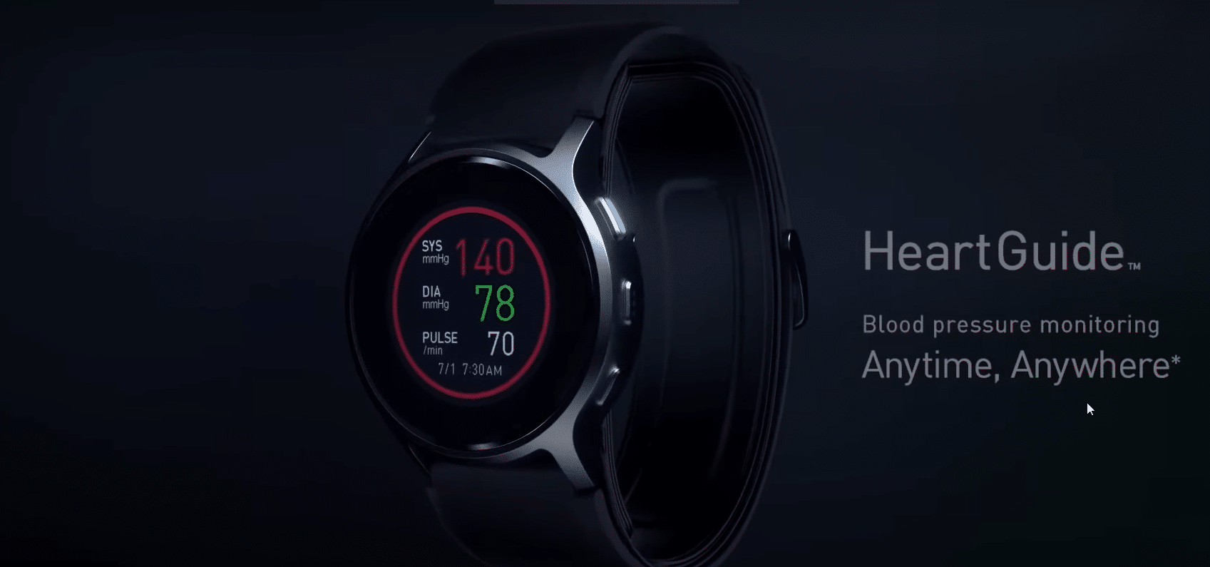 Smartwatches that can measure Blood Pressure