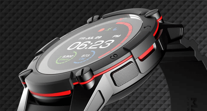 Self-charging Smartwatches Powered by You